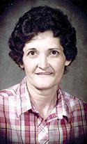 Mary Edith Davis, 77