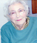 Cleo Humphries Grose, age 96