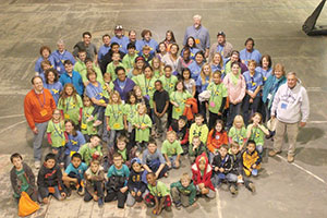 Hospice of Rutherford County's Camp Erin Serves 50 Grieving Children