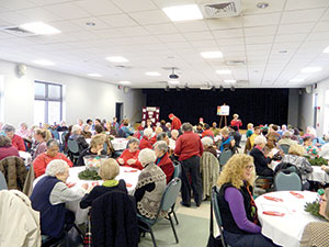 Rutherford COunty Extension & Community Association  Holds Salad Extravaganza