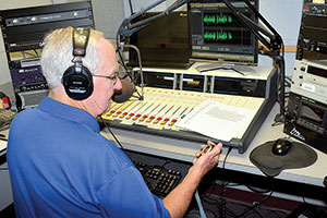 Woody Durham hits airwaves on WNCW