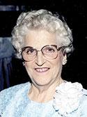 Velvia Calhoun Jenkins, age 97
