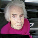 Virginia Blankenship Hill, age 90