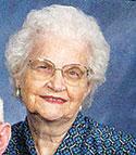 Christine Dobbins Wilkerson, age 87
