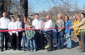 Nationwide Insurance Winn Agency Holds Ribbon Cutting