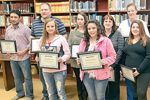 Isothermal names outstanding students for Fall 2014