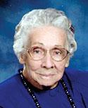 Reba Scoggin Pate age 96
