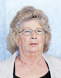 Cora Lee Baynard, age 70