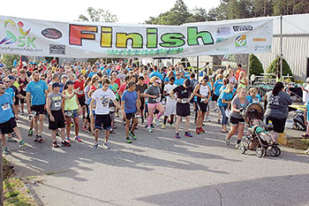 Run Against Addiction plans  'big reveal' Feb. 10
