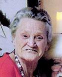 Mrs. Lottie Mae Dudley Moore age 79