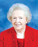 Mrs. Broma Jean Hamrick Harrigan age 83