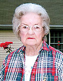 Charlotte, NC, On February 22, 2015, Helen Panther, 88