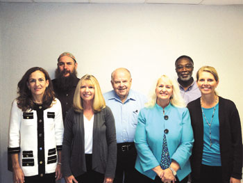 Rutherford Hospital welcomes seven new CPE (Clinical Pastoral Education)