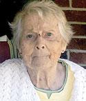 Cordie Huntsinger Skipper, age 91