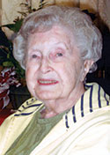 Evelyn Wright Watkins, age 88
