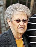 Mrs. Wilma Louise Whiteside Crain, age 69