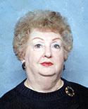Martha Ann King Roach Novak, age 86