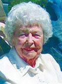 Virginia Blades Rucker, 101