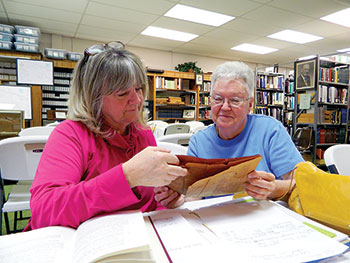 Genealogical Society to share renovations with public during open house