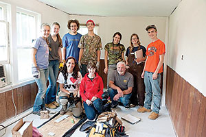 Appalachia Service  Project to provide free home repairs