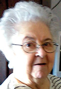 Mrs. Germaine Gregoire Webb age 86