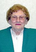 Margaret Addie Toney Jonas, age 86