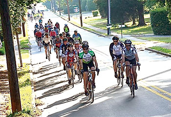 Riding for a reason: Gears & Gables helps RHP
