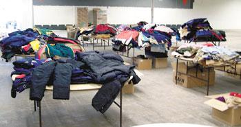 Free Women's, Men's, Children's & Infants Winter Clothing, Shoes & Coats