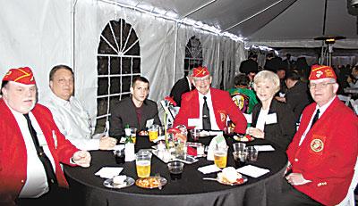 Rutherford County Marine Corps League Receives  2010 Main Street Award