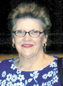 Barbara Jo Brown, age 73