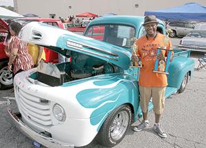 Oak Grove Missionary Baptist Church Car Show Held
