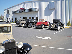 SEMA Collector Car Day Event