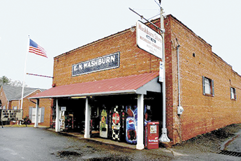 Washburn General Store N.C.'s oldest general store still going strong