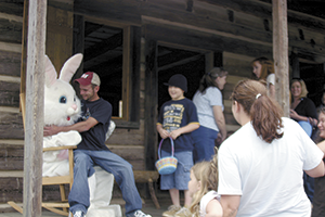 Broad River Greenway Hosts Annual Easter Egg Hunt March 25