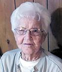 Fay Jackson Ruff, 92