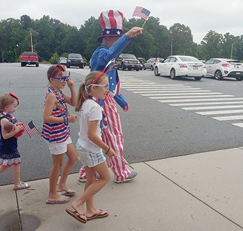 Freedom Fest at McNair Field