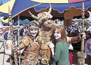 Renaissance Festival Auditions Underway Get Medieval!