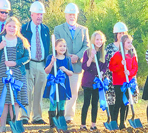 Ground broken for $31 million R-S Middle School
