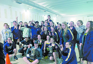 Swim Team County Championship