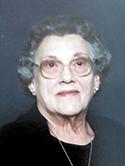Modene Roberts Millard Vess age 89