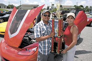 Willow Ridge Car Show Held