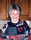 Betty Jean Scruggs Hartley, age 89