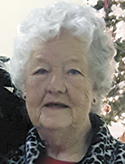 Dolly Jane Brown, age 85