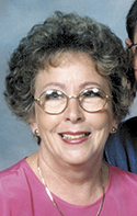 Patsy Carswell Cook, age 80