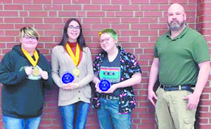 Speech, Debate team completes season