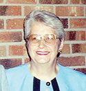Mary Jo Deese of Spindale, NC