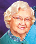 Dorothy Tanner Freeman Smith, age 87