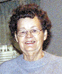 Betty Honeycutt Godfrey, age 80