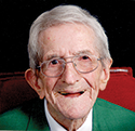 Reverend Howard H. Hardin, age 88