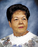 Shirley Edwards Holland, age 80